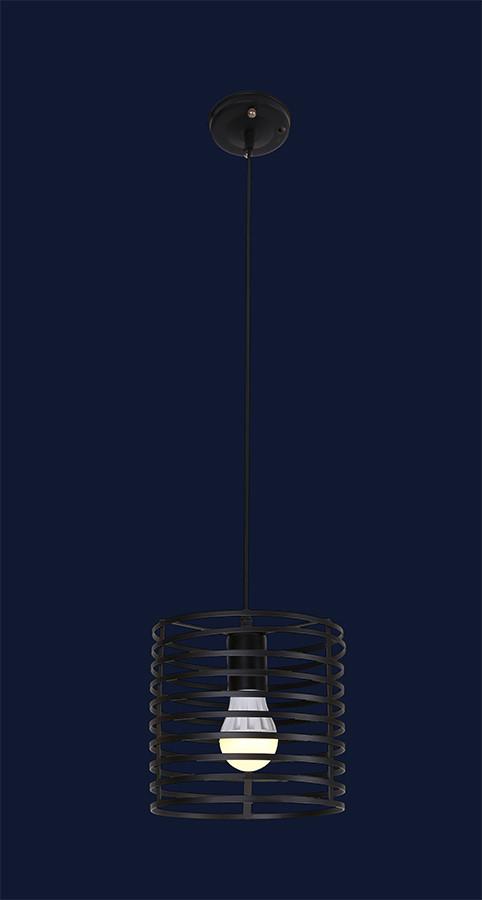 Недорогой подвесной светильник LOFT 7079150-1 BK