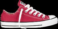 Кеды Converse All Star Low Viano в бордовом цвете, фото 1
