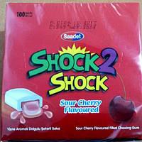 Жевательная резинка Shock