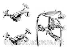 Набор для ванной комнаты Cuthna stribro