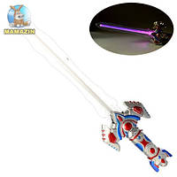 Игрушечный меч со светом и звуком