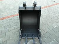 Ковш JCB 3 CX (4CX) 4 зуба  0,24 мЗ
