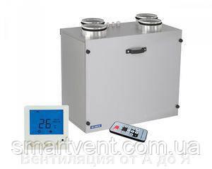 Приточно-вытяжная установка ВЕНТС ВУТ 300 Э2В  ЕС