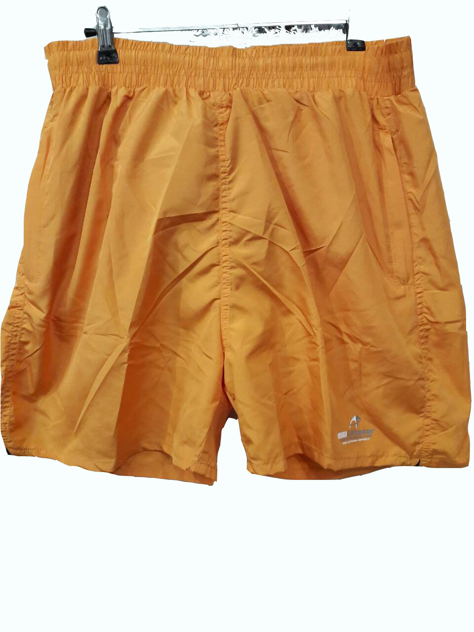 Шорты мужские плащевые Littstar оранжевые
