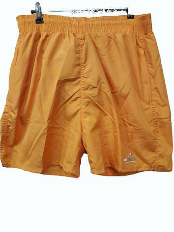 Шорты мужские плащевые Littstar оранжевые, фото 2