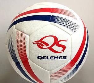 М'яч футбольний QS Qelemes Fifa Hybrid (Size 5), фото 2