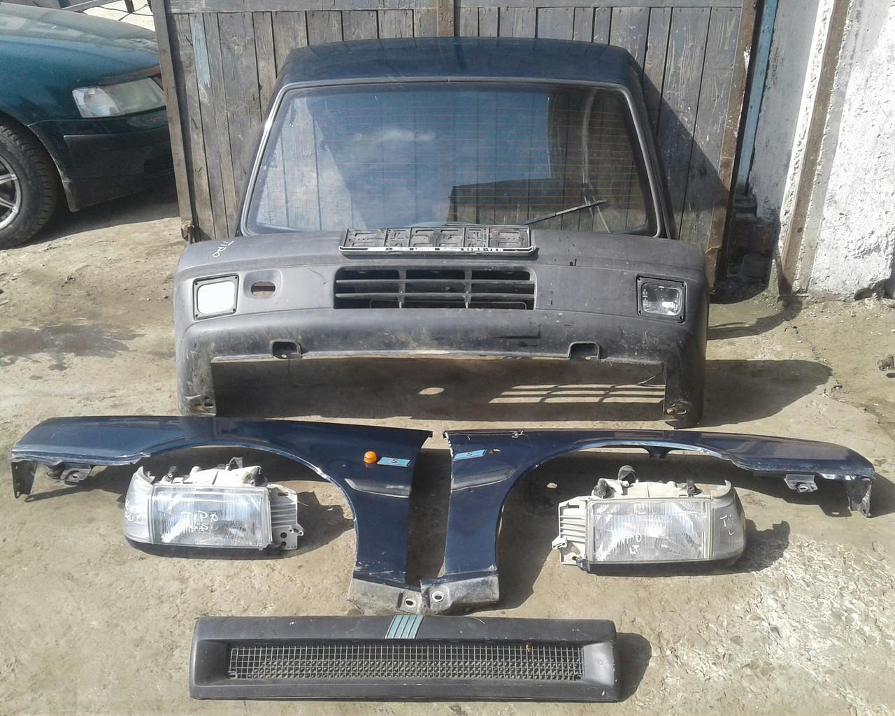 Бампер передний фара решетка для Fiat Tipo