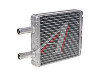 Радиатор отопителя Halla, печки ВАЗ 2170, 2171, 2172 Приора алюминиевый с кондиционером (Корея)