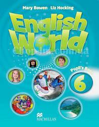 English World 6 Pupil's Book (учебник по английскому языку, уровень 6-й)