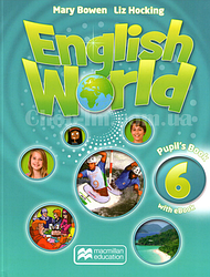 English World 6 Pupil's Book with eBook (учебник с онлайн кодом, уровень 6-й)
