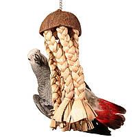 Игрушка для попугая Медуза(L)