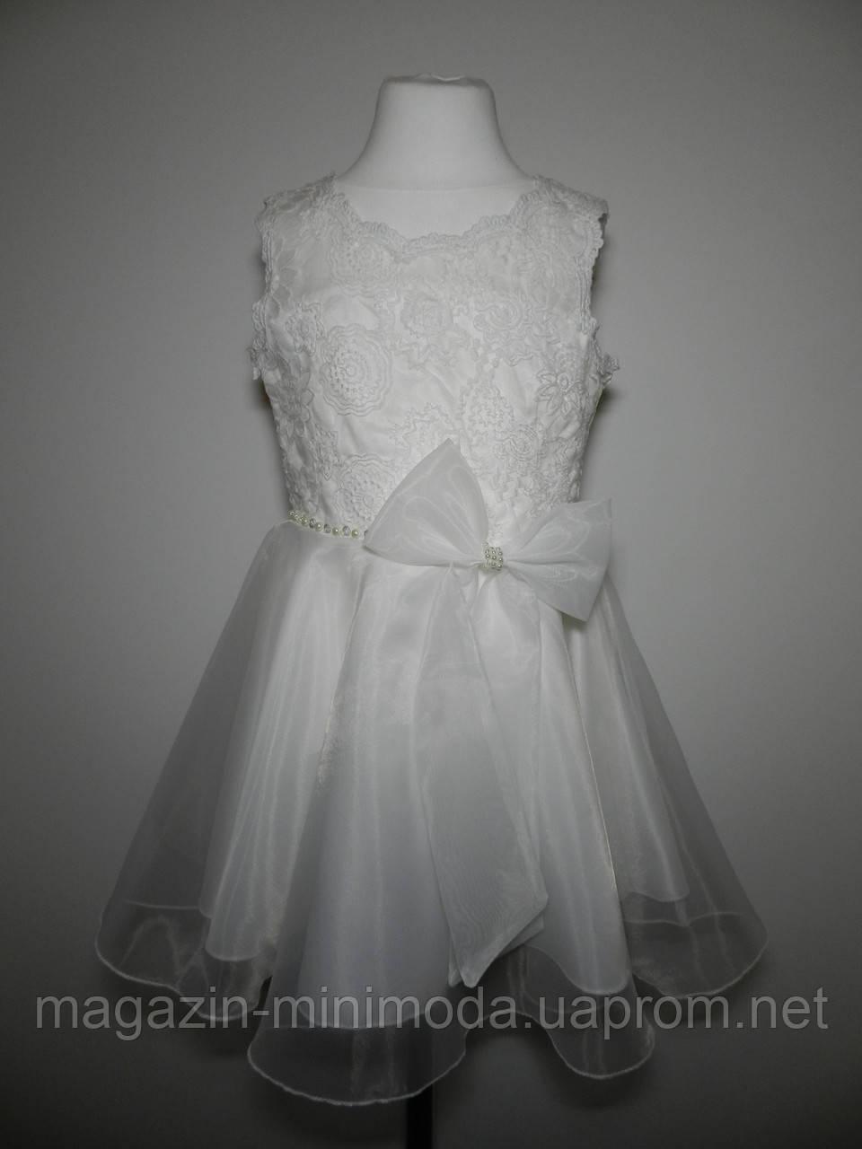 301c82dd522 Белое детское платье