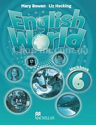 English World 6 Workbook (рабочая тетрадь по английскому языку, уровень 6-й)