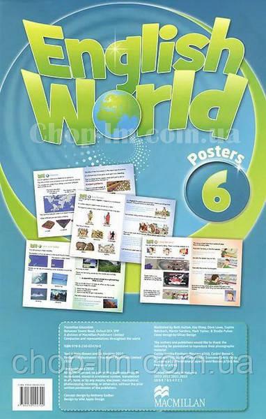 English World 6 Poster's Pack (набор плакатов)