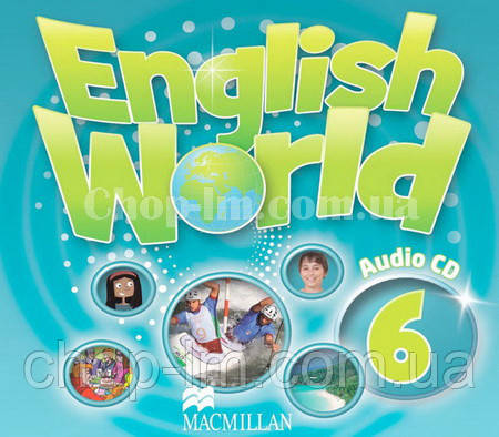 English World 6 Audio CDs (аудио-диск к курсу), фото 2