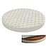 Матрас на кроватку IngVart SMARTBED ROUND кокос+латекс  72*72 см, фото 2