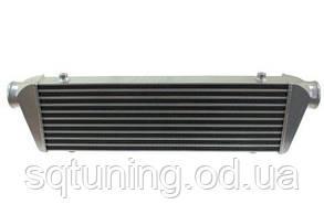"""Интеркулер фронтальный универсальный TurboWorks 560x180x55 2,5"""" (63 мм)"""