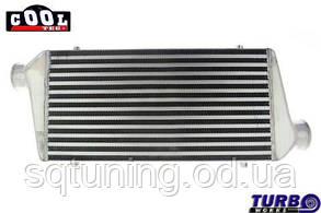 """Интеркулер фронтальный универсальный TurboWorks 450x230x65 2,5"""" (63 мм)"""