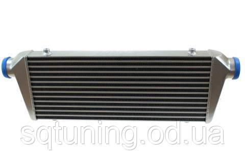 """Интеркулер фронтальный универсальный TurboWorks 560x230x55 2,5"""" (63 мм)"""