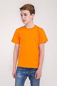 Футболка KLP Kids оранжевая