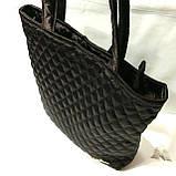 Женские стеганные сумки дешево опт (зеленый)29*32, фото 2