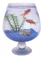 Аквариум-бокал,  4,5 л