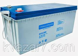 Аккумуляторная батарея CHALLENGER G12-200, фото 2