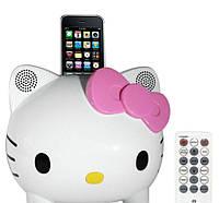 Колонка Hello Kitty (Хелоу Китти)стерео акустическая система