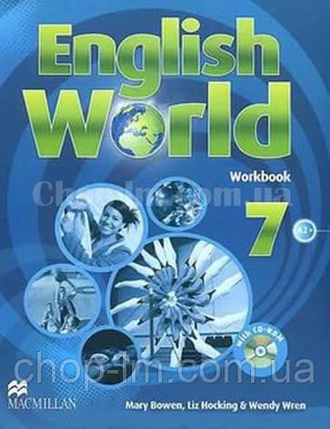 English World 7 Workbook with CD (рабочая тетрадь/зошит, уровень 7-й), фото 2