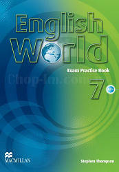 English World 7 Exam Practice Book (Практика)