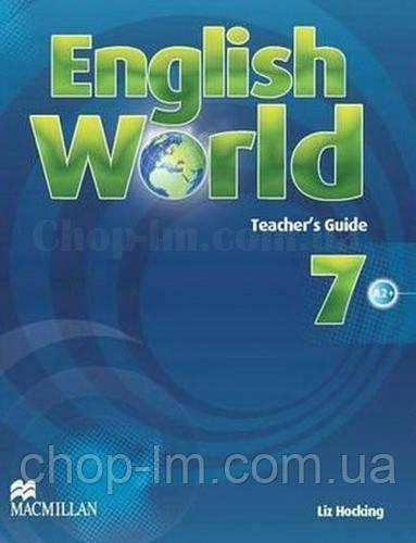 English World 7 Teacher's Book (книга для учителя)