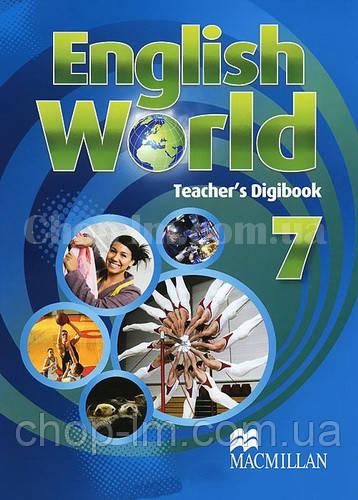 English World 7 Teacher's Digibook DVD-ROM (DVD для учителя)