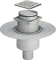 Трап Advantix для ванной, сухой затвор, вертикальный D50 (583224)