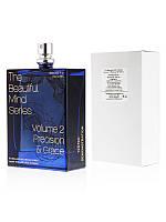 Тестер  парфюмированной воды унисекс Molecules The Beautiful Mind Series Vol.2 Precision & Grace