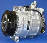 Компрессор кондиционера на Seat Cordoba (6L2) 1,2-1.4-1.9TDI 2002-09, реставрированный, фото 4