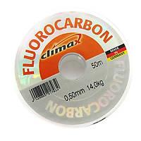 Флюорокарбон Climax Fluorocarbon 0,23mm 50m