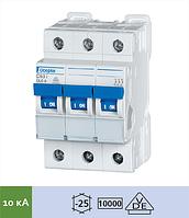 Автоматический выключатель Doepke DLS 6i C6-3 (тип C, 3пол., 6 А, 10 кА), dp09916289
