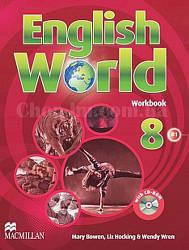 English World 8 Workbook (рабочая тетрадь/зошит)