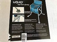 Детский стульчик со съемным ремнем безопасности, 30 кг, фото 2