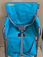 Детский стульчик со съемным ремнем безопасности, 30 кг, фото 3