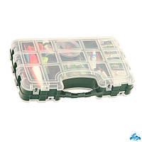 Кейс для снастей FISHING BOX DUO 379