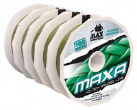 Плетеный шнур Maxa Hi-Tech Braided Line 0,12mm 100m 9,50kg