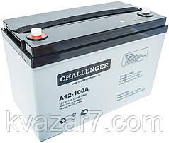 Акумуляторна батарея CHALLENGER A12-100A
