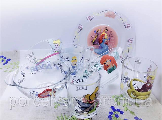 Чашки disney princess