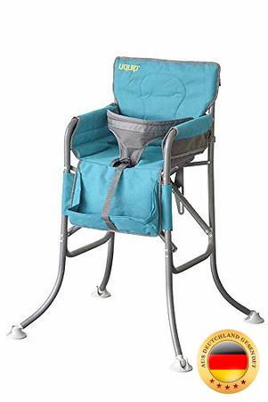 Детский стульчик со съемным ремнем безопасности, 30 кг