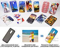 Печать на чехле для Nokia 105 (Cиликон/TPU)