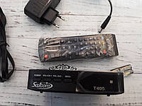 Ресивер T2 Satcom T405 HD