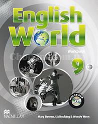 English World 9 Workbook (рабочая тетрадь/зошит)