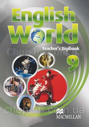 English World 9 Teacher's Digibook DVD-ROM (DVD для учителя)
