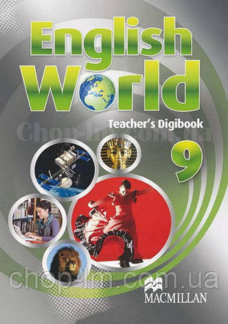 English World 9 Teacher's Digibook DVD-ROM (DVD для учителя), фото 2